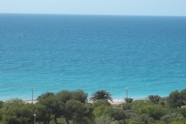 Large and comfortable apartment  with communal pool in Villajoyosa, on the Costa Blanca, Spain for 5 persons, Villajoyosa