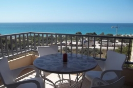 Beautiful and comfortable apartment  with communal pool in Villajoyosa, on the Costa Blanca, Spain for 7 persons, Villajoyosa