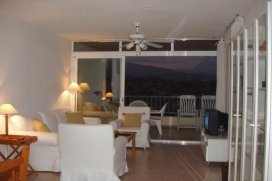 Apartment  with communal pool in Villajoyosa, on the Costa Blanca, Spain for 6 persons, Villajoyosa