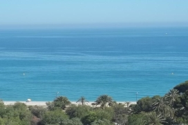Apartment in Villajoyosa, on the Costa Blanca, Spain  with communal pool for 7 persons, Villajoyosa