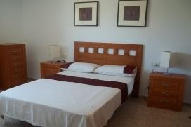 Beautiful and comfortable apartment in Villajoyosa, on the Costa Blanca, Spain  with communal pool for 6 persons, Villajoyosa