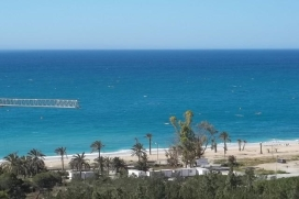 Apartment in Villajoyosa, on the Costa Blanca, Spain  with communal pool for 6 persons, Villajoyosa