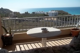 Beautiful and comfortable apartment  with communal pool in Villajoyosa, on the Costa Blanca, Spain for 5 persons, Villajoyosa
