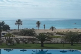Beautiful and luxury apartment  with communal pool in Villajoyosa, on the Costa Blanca, Spain for 7 persons, Villajoyosa