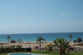 Modern and luxury apartment  with communal pool in Villajoyosa, on the Costa Blanca, Spain for 5 persons, Villajoyosa