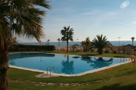 Modern and luxury apartment in Villajoyosa, on the Costa Blanca, Spain  with communal pool for 7 persons, Villajoyosa