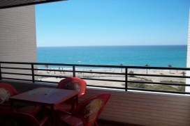 Beautiful and comfortable apartment in Villajoyosa, on the Costa Blanca, Spain  with communal pool for 5 persons, Villajoyosa