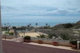 Beautiful and luxury apartment  with communal pool in Villajoyosa, on the Costa Blanca, Spain for 5 persons, Villajoyosa