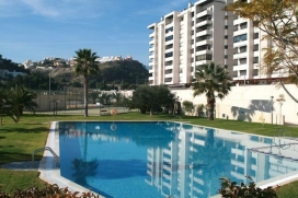Beautiful and luxury apartment  with communal pool in Villajoyosa, on the Costa Blanca, Spain for 4 persons, Villajoyosa