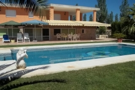 Wonderful and nice holiday home  with private pool in Villajoyosa, on the Costa Blanca, Spain for 6 persons, Villajoyosa