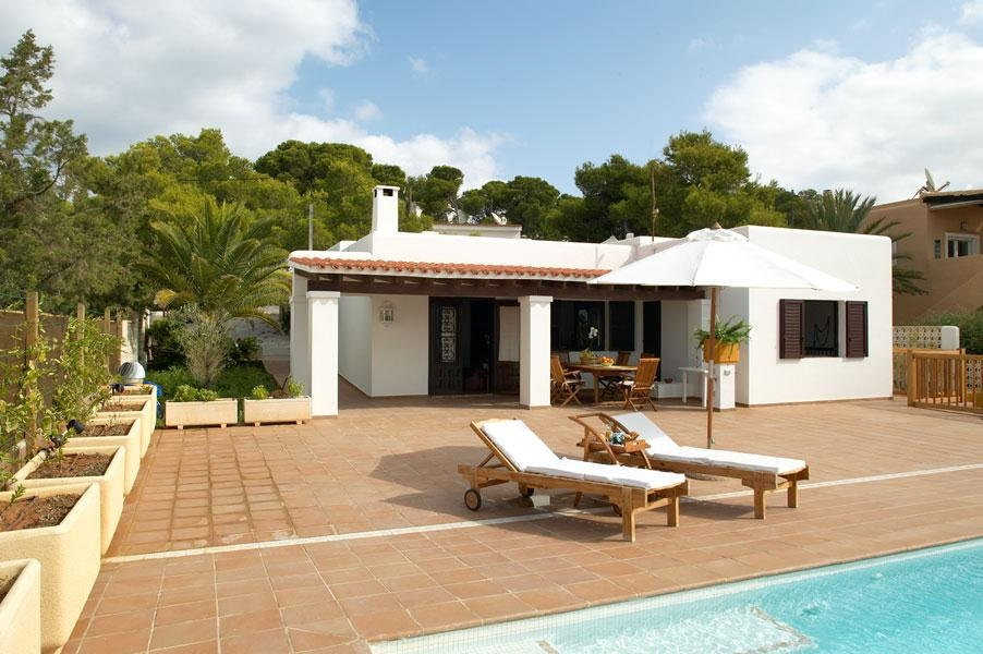 Ibiza travel and vacation rentals 603 villa for rent in - Ibiza house renting ...