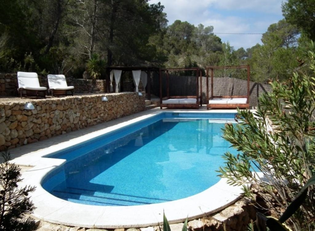 Ibiza Villa For Rent in Cala Conta