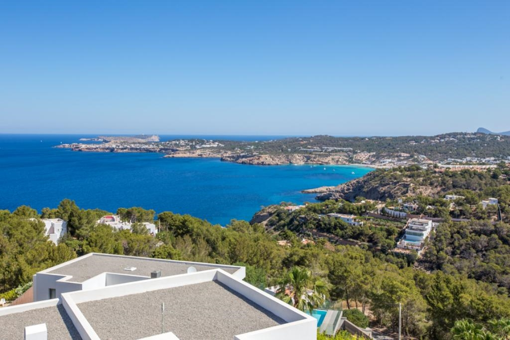 Ibiza Villa For Rent in Cala Moli