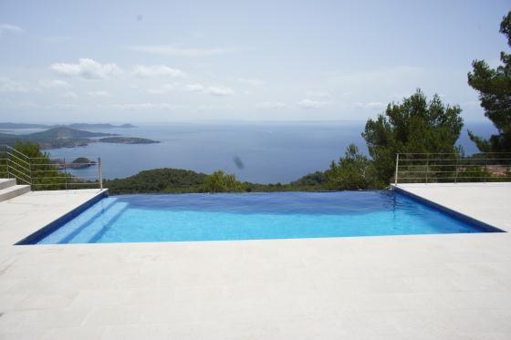 Ibiza Villa For Rent in Es Cubells