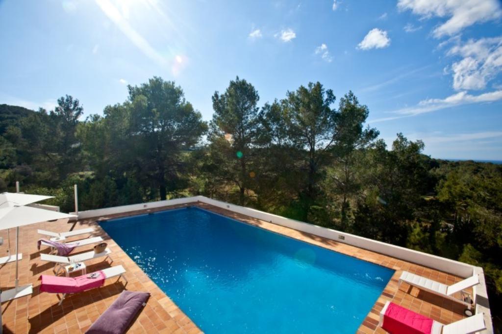 Ibiza Villa For Rent in San Agustín