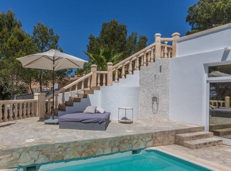 Ibiza travel and vacation rentals 787 villa for rent in - Ibiza house renting ...