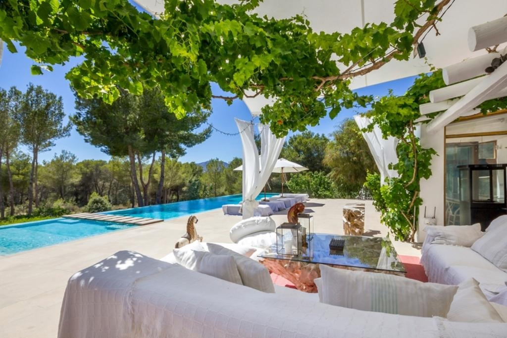 Ibiza Villa for Rent in Cala Jondal