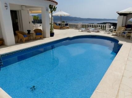Ibiza Villa For Rent in Cala Salada