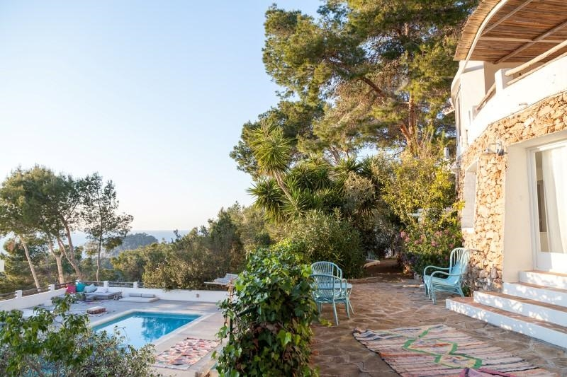Luxury Villa in Ibiza, Cala Salada for Rent with 6 Bedrooms