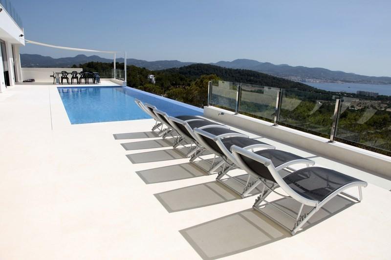 Ibiza Villa For Rent in Cala Salada