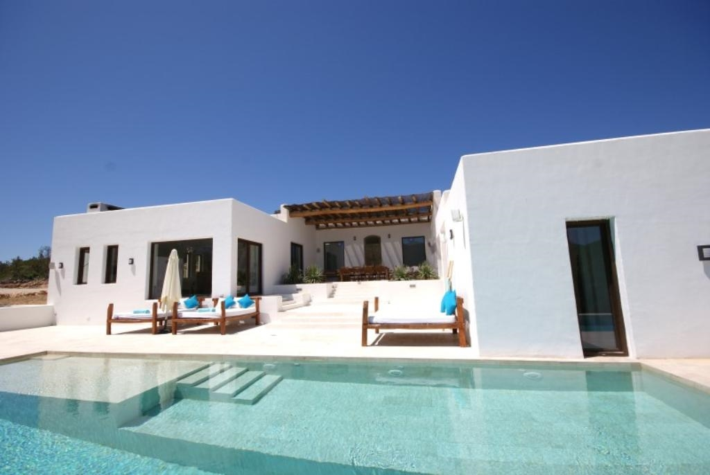 Ibiza Villa For Rent in Cala Tarida