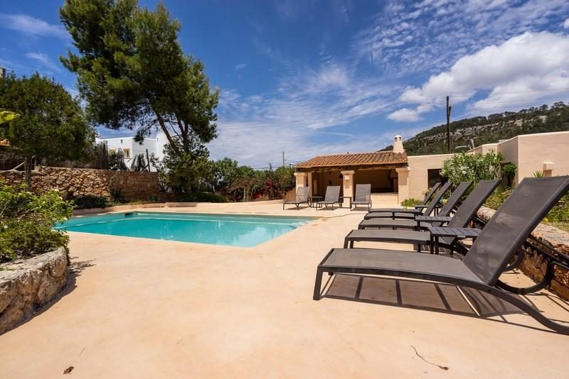 Ibiza Villa For Rent in Cala Vadella