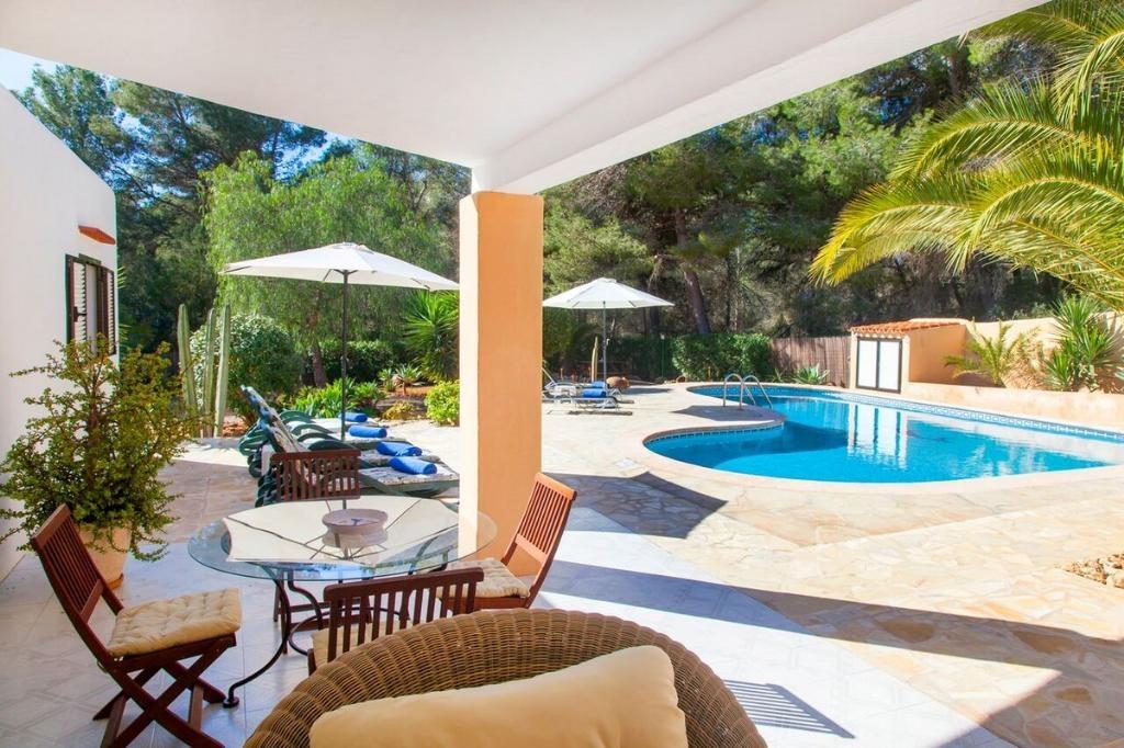 Ibiza Villa For Rent in Porroig