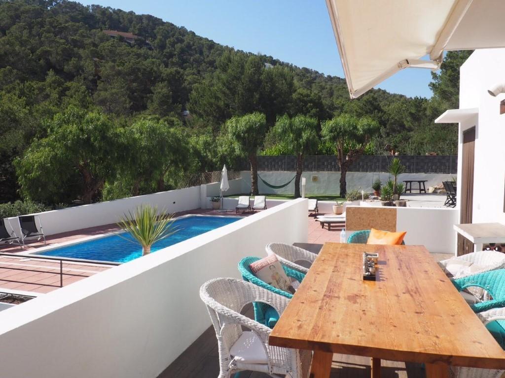 Ibiza Villa For Rent in Ibiza Town