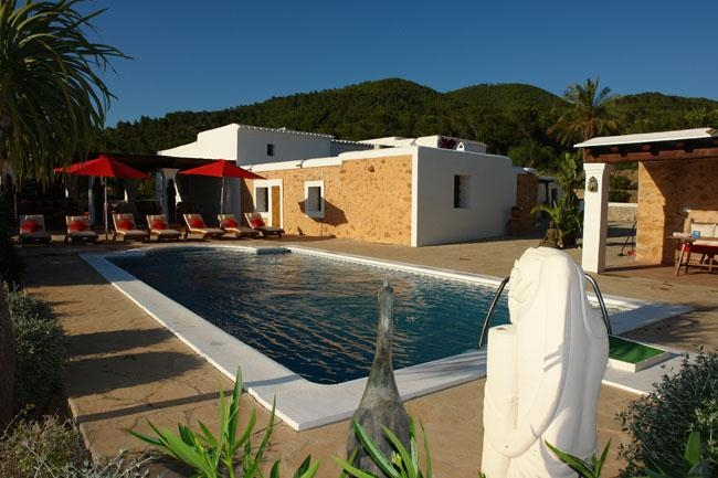 Ibiza Villa For Rent in San Lorenzo