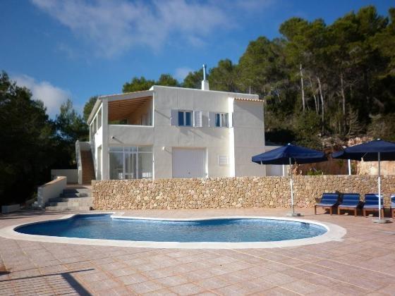 Ibiza Villa For Rent in San Miguel