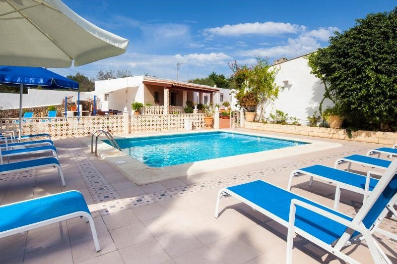 Ibiza Villa For Rent in Ibiza Town