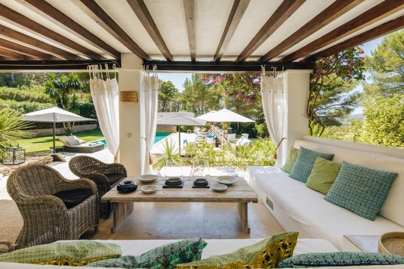 Ibiza travel and vacation rentals 835 villa for rent in - Ibiza house renting ...