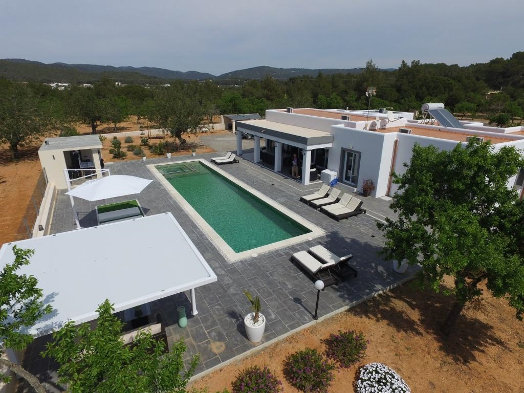 Ibiza Villa For Rent in San Rafael