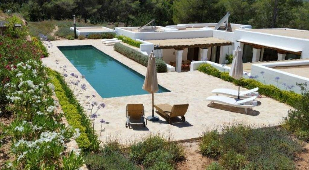 Ibiza Villa For Rent in Santa Eulalia