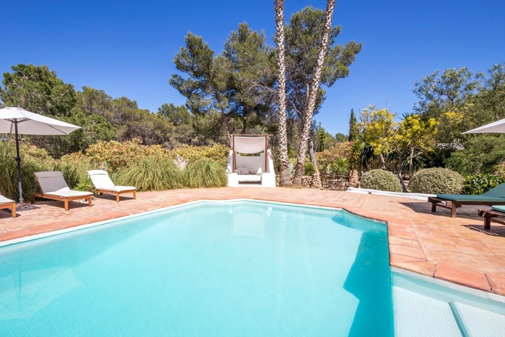 Ibiza Villa For Rent in Santa Gertrudis