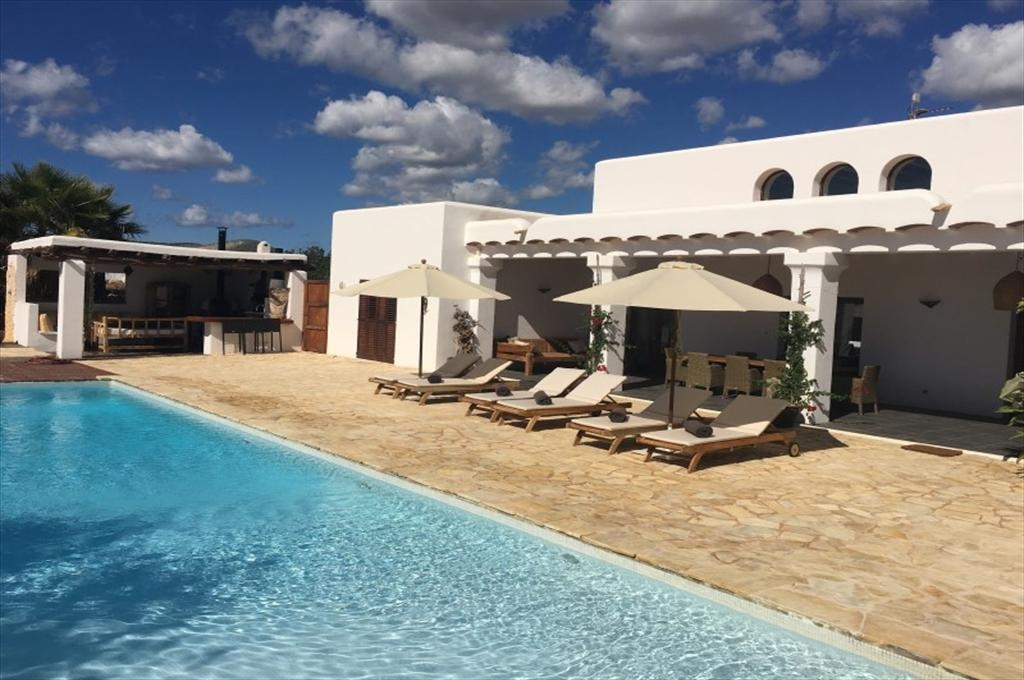 Ibiza Villa For Rent in San Jordi