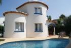 Villa Molins Aries,Mooie en comfortabele villa  met privé zwembad in Denia, aan de Costa Blanca, Spanje voor 6 personen...