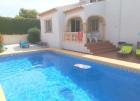 Casa Hierbabuena,Nieuw en comfortabel, vakantie huur villa in Javea voor 6 personen. Een perfecte locatie als u van bos houdt....
