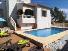 Casa Lavanda,Mooi en comfortabel vakantiehuis  met privé zwembad in Javea, aan de Costa Blanca, Spanje voor 4 personen...