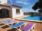 Comino 355,Nieuw en comfortabele vakantie huur villa in Javea voor 4 personen. Een perfecte locatie als u van bos houdt....