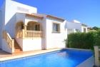 TOMILLO 362,Nieuw en confortabel. Vakantie huur villa in Javea voor 4 personen....
