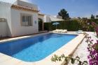 TRUFA 354,Nieuw en confortabel. Vakantie huur villa in Javea voor 4 personen....
