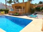 Villa Albaricoque,Rustige 4 persoons-villa...