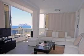 Modern en comfortabel appartement in Moraira, aan de Costa Blanca, Spanje voor 6 personen, Moraira