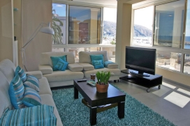 Appartement in Moraira, aan de Costa Blanca, Spanje voor 4 personen, Moraira