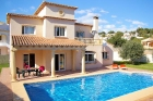 Carolina 3315,Huur Villa in Moraira-Calpe....