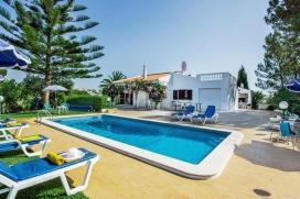 Exceptional Schöne Villa Für 6 Personen Mit Privatem Beheizbarem Pool Und Wi Fi In  Albufeira,