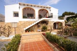 Schöne und gemütliche Villa in Javea, an der Costa Blanca, Spanien  mit privatem Pool f&#2, Javea