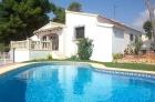 ELCHE 3060,Ferienhaus in Moraira, Costa Blanca. Villa Elche liegt in einen besonderengebiet,nur 1 km....
