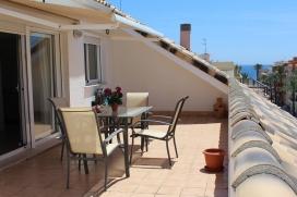 Ferienwohnung  mit gemeinsamem Pool in Moraira, an der Costa Blanca, Spanien für 6 Personen, Moraira